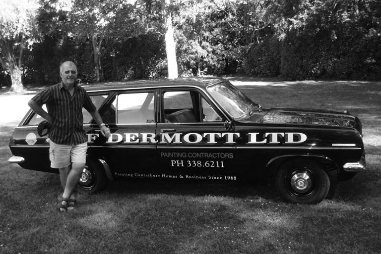 Jeff Dermott