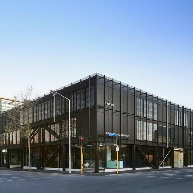 Warren & Mahoney Building